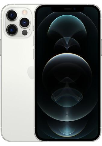 "Apple Smartphone »iPhone 12 Pro - 256 GB«, (15,5 cm/6,1 "" 256 GB Speicherplatz, 12 MP Kamera) kaufen"