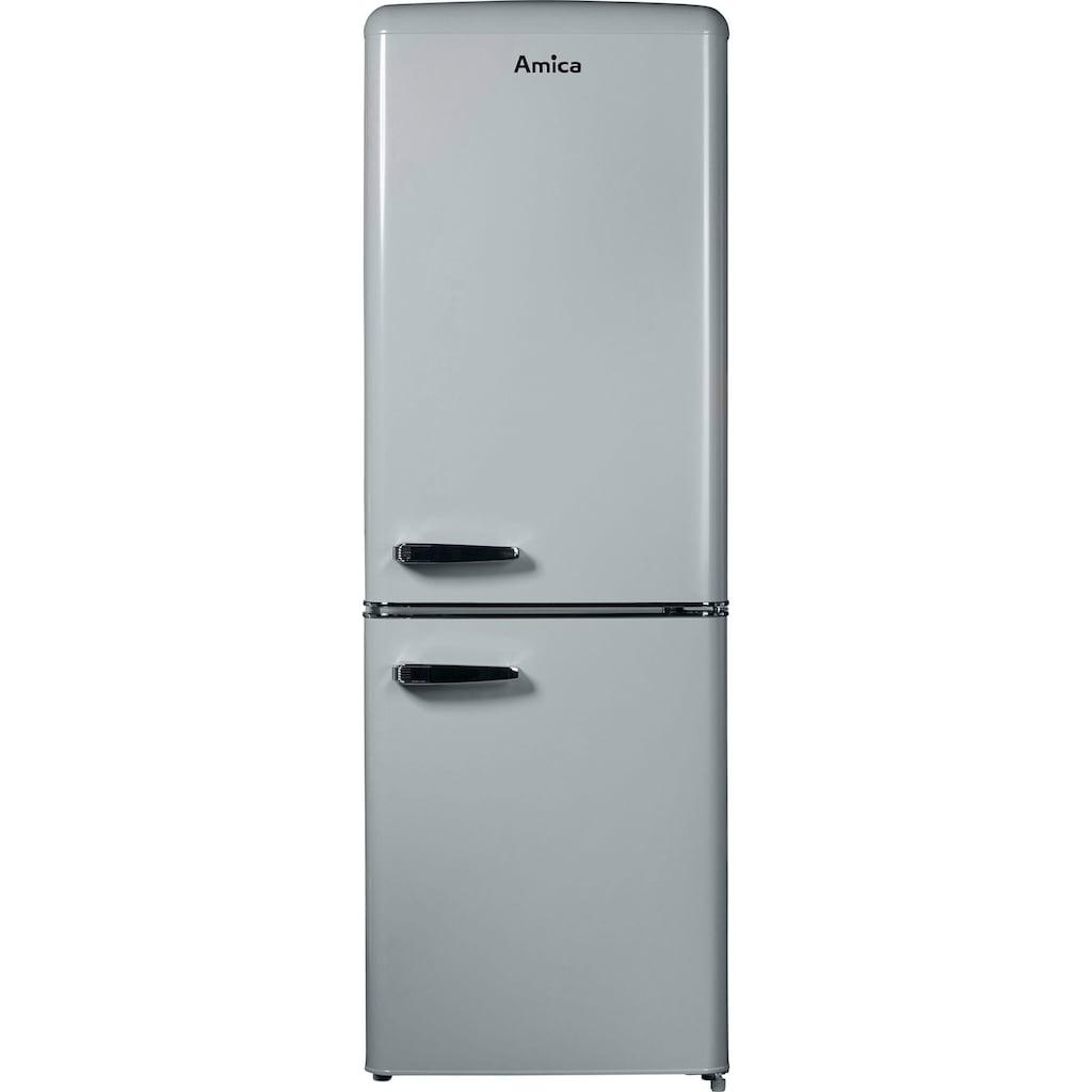 Amica Kühl-/Gefrierkombination »KGCR 386 100 G«