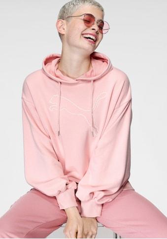 PUMA Kapuzensweatshirt »Her Hoodie TR« kaufen