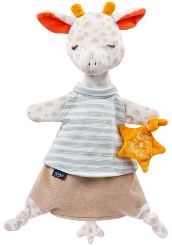 Fehn Handpuppe »Giraffe«, mit Glow-in-the-dark-Bestickung kaufen