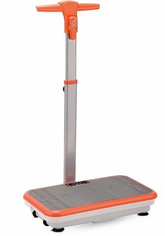 MediaShop Vibrationsplatte »VIBROSHAPER«, 200 W, 3 Intensitätsstufen, (Set, mit... kaufen