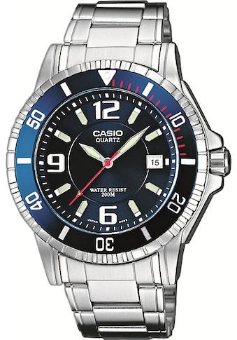 Casio Collection Quarzuhr »MTD - 1053D - 2AVES« kaufen