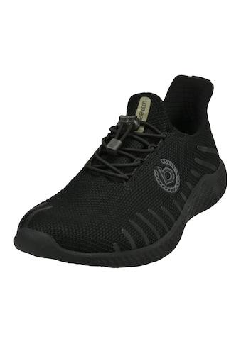 bugatti Slip-On Sneaker »Altro Eco«, mit Genial Light-Funktion kaufen