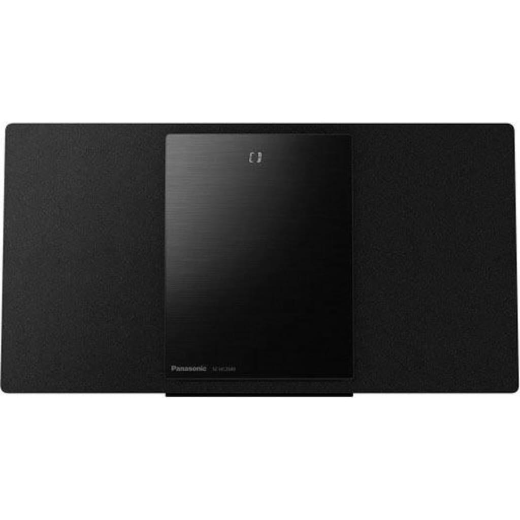 Panasonic Microanlage »SC-HC204«, (Bluetooth FM-Tuner mit RDS 20 W)