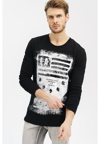 trueprodigy Sweatshirt »Khal«, mit großem Frontprint kaufen