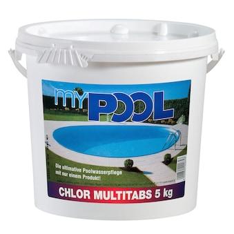 MYPOOL Combi - Tabletten »Chlor Multitabs«, 5 kg kaufen