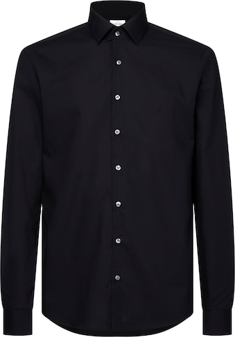 Calvin Klein Businesshemd »2PLY POPLIN STRETCH SLIM SHIRT«, unifarben kaufen