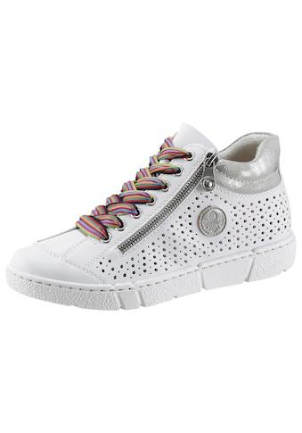 Rieker Sneaker, mit luftdurchlässiger Perforation kaufen