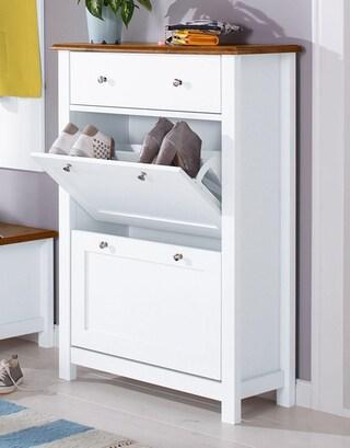 home affaire schuhschrank abelina breite 77 cm online. Black Bedroom Furniture Sets. Home Design Ideas