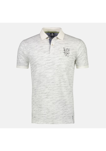LERROS Poloshirt, mit Melange-Streifen auf weicher Baumwollqualität kaufen