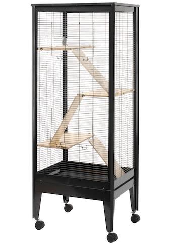 SILVIO design Kleintierkäfig »Mailand«, BxLxH: 59x47x150 cm kaufen