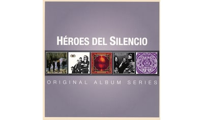 Musik-CD »Original Album Series / Heroes Del Silencio« kaufen