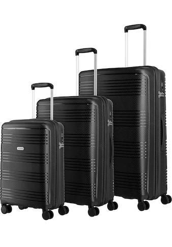 travelite Trolleyset »Zenit, schwarz«, (3 tlg.) kaufen