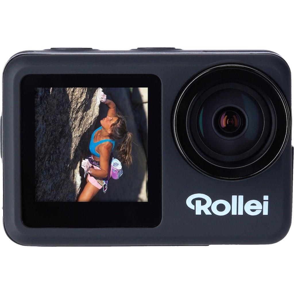 Rollei Action Cam »8S Plus«, 4K Ultra HD, WLAN (Wi-Fi)