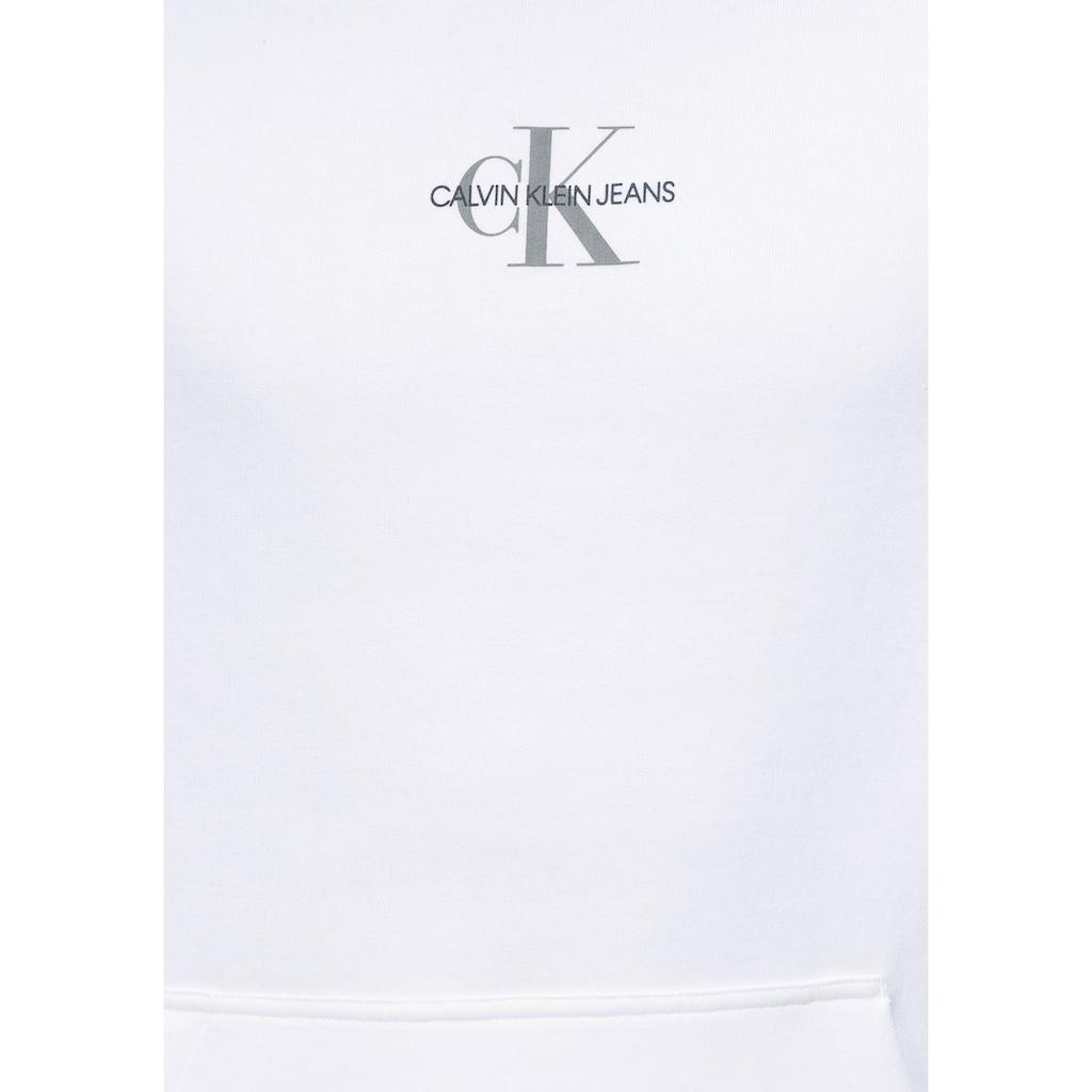 Calvin Klein Jeans Kapuzensweatshirt »NEW ICONIC ESSENTIAL HOODIE«