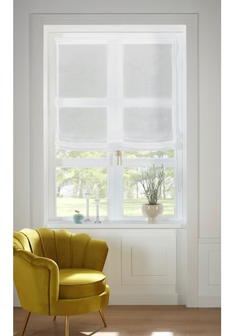 Guido Maria Kretschmer Home&Living Raffrollo »TENDER«, mit Klettband kaufen