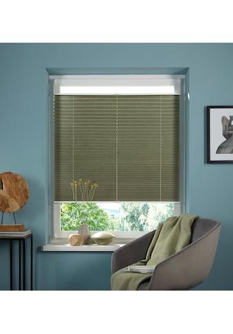 my home Plissee »DAHRA«, im Fixmaß, Crushed-Optik, über 2.600 positive Bewertungen kaufen