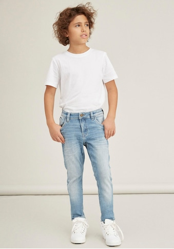 Name It Stretch-Jeans »NKMBABU DNMTARTYS 1461 P« kaufen
