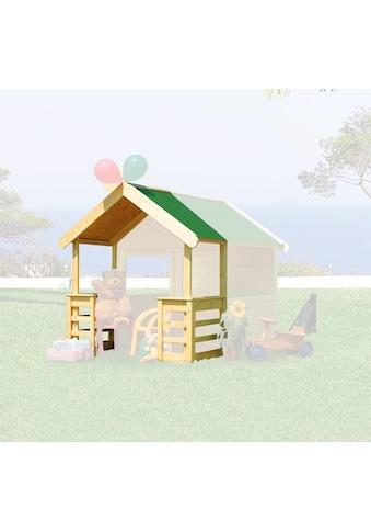 AKUBI Vordach »Ranch«, für Spielhaus »Hobbit«, BxT: 120x65 cm kaufen