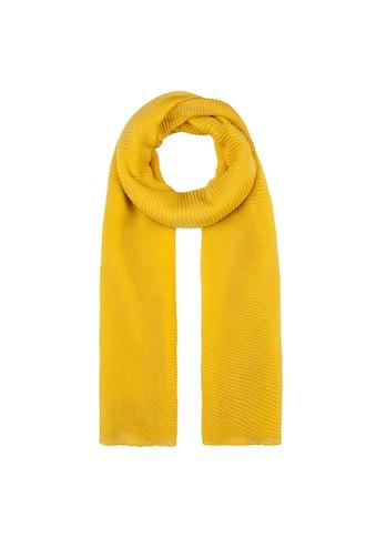 Codello Softer Plissee-Schal aus recyceltem Polyester kaufen