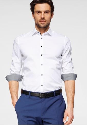 OLYMP Businesshemd »No. Six super slim«, super slim, Comfort Stretch, bügelleicht kaufen