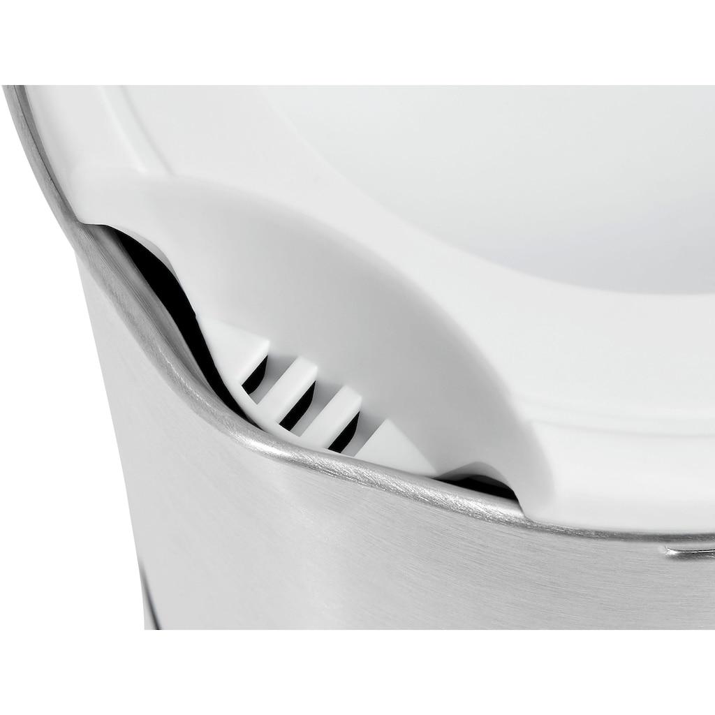 exquisit Wasserkocher »WK 3602 wei«, 1 l, 1200 W