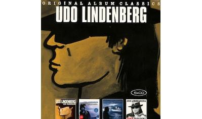 Musik-CD »Original Album Classics / Lindenberg,Udo« kaufen