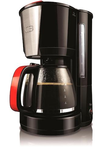 C3 Filterkaffeemaschine »30-10614 Coffee Time Deluxe«, Permanentfilter kaufen
