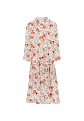 seidensticker Sommerkleid »Schwarze Rose«, 3/4-Arm Kragen Floral kaufen
