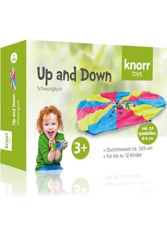 """Knorrtoys® Spiel, Schwungtuch """"Up and Down"""" kaufen"""