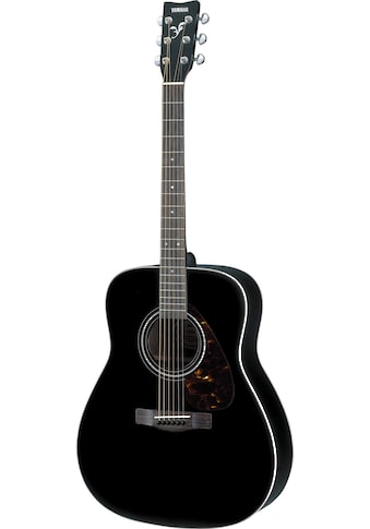 "Yamaha Westerngitarre ""4/4 Dreadnought Gitarre F370BL"" 4/4 kaufen"