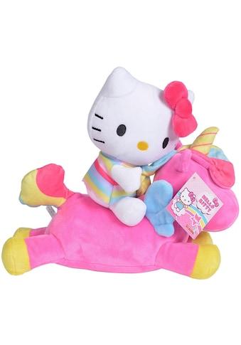 SIMBA Plüschfigur »Hello Kitty, Einhorn, 25 cm« kaufen