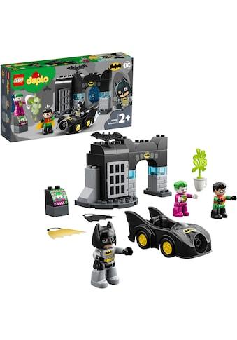 LEGO® Konstruktionsspielsteine »Bathöhle (10919), LEGO® DUPLO® DC Comics«, (33 St.) kaufen