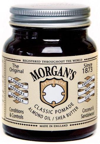 "Morgan's Haarpomade ""Classic Pomade Almond Oil/Shea Butter"", starker Halt kaufen"