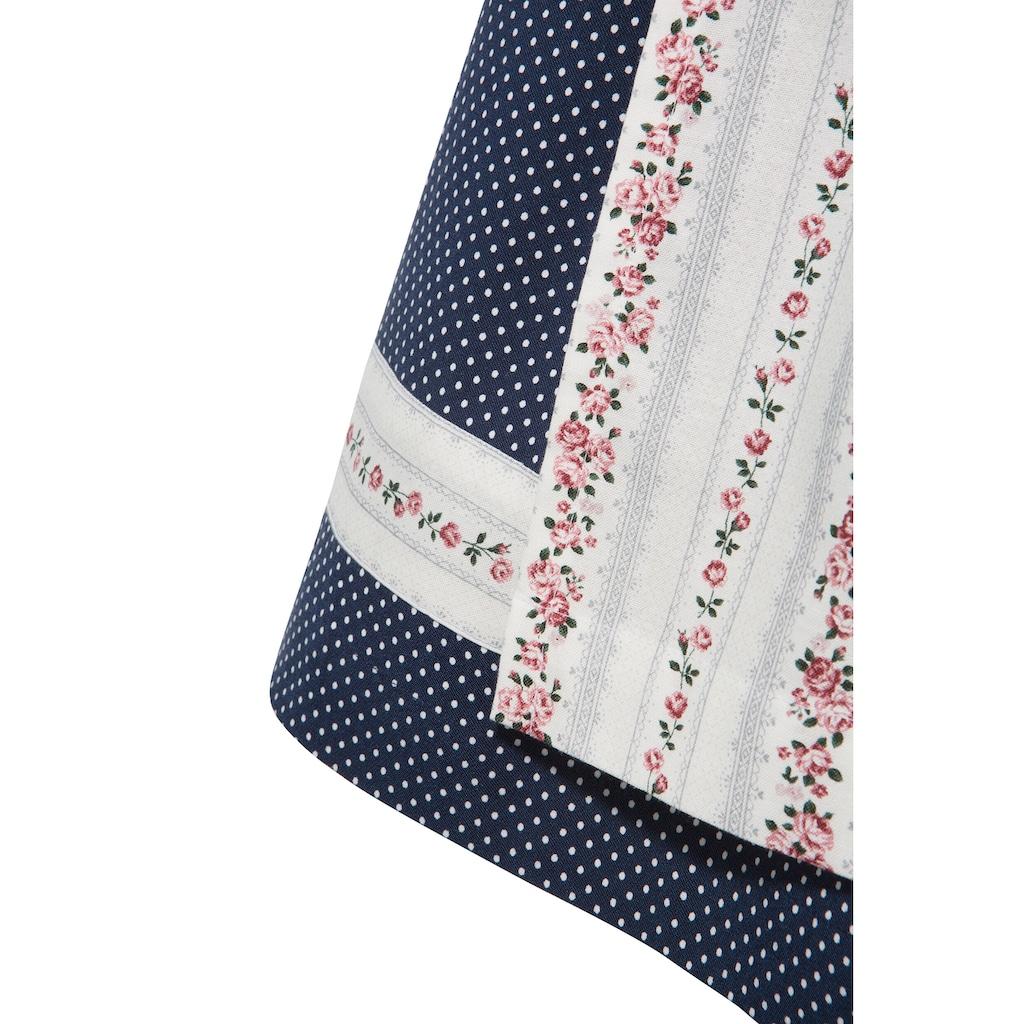 MarJo Dirndl, (2 tlg.), midi aus elastischem Jerseymaterial