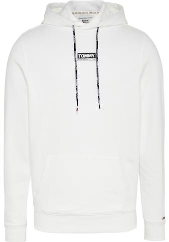 TOMMY JEANS Kapuzensweatshirt »TJM ESSENTIAL GRAPHIC HOODIE« kaufen