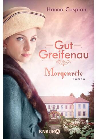 Buch Gut Greifenau  -  Morgenröte / Hanna Caspian kaufen