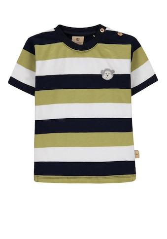 Bellybutton T-Shirt, mit Blockstreifen kaufen