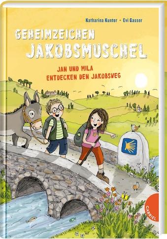 Buch »Geheimzeichen Jakobsmuschel / Katharina Kunter, Evi Gasser« kaufen