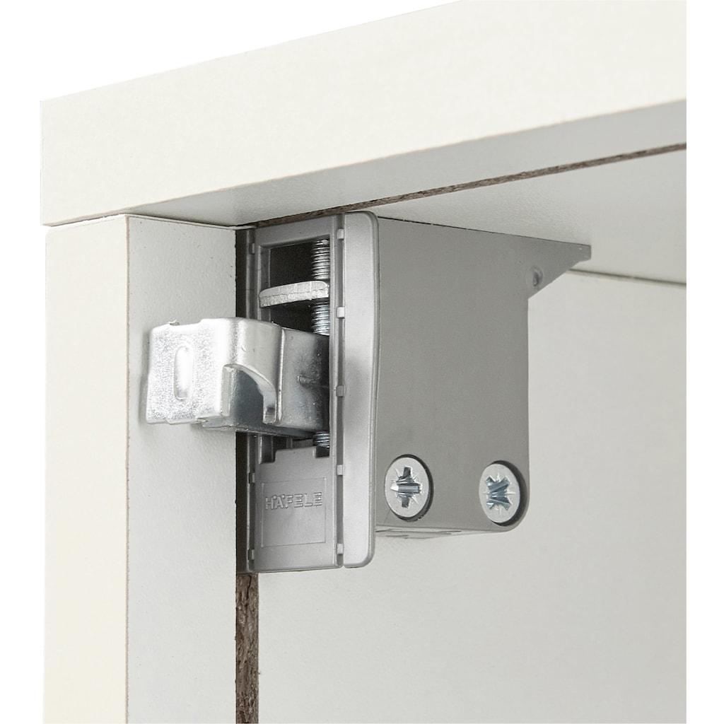 welltime Waschbeckenunterschrank »Trento«, Badmöbel, Breite 60 cm