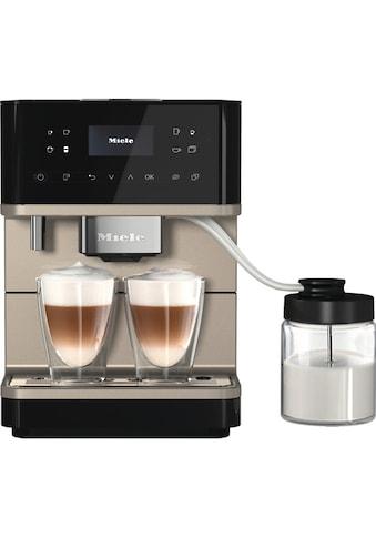 Miele Kaffeevollautomat »Miele Stand-Kaffeevollautomat CM 6360 MilkPerfection« kaufen