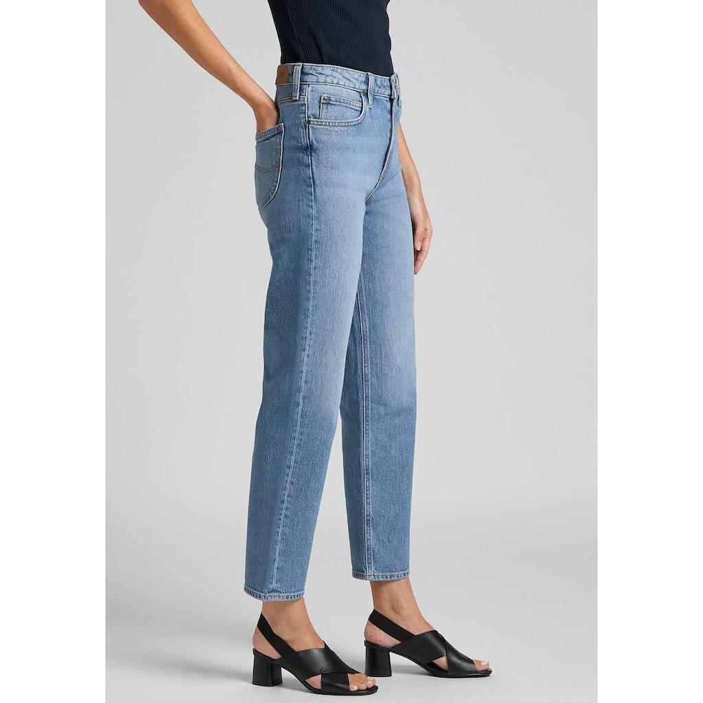 Lee® 5-Pocket-Jeans »Carol«, mit leichtem Used-Effekt