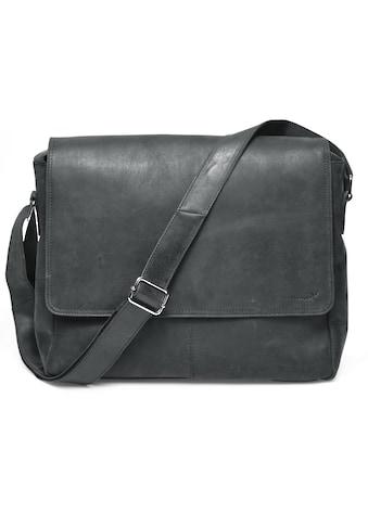 Packenger Messenger Bag »Vethorn, schwarz« kaufen