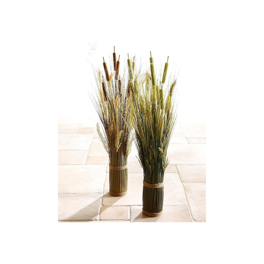 I.GE.A. Kunstpflanze »Grasarrangement«