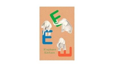 Komar Poster »ABC Animal E«, Buchstaben, Höhe: 50cm kaufen