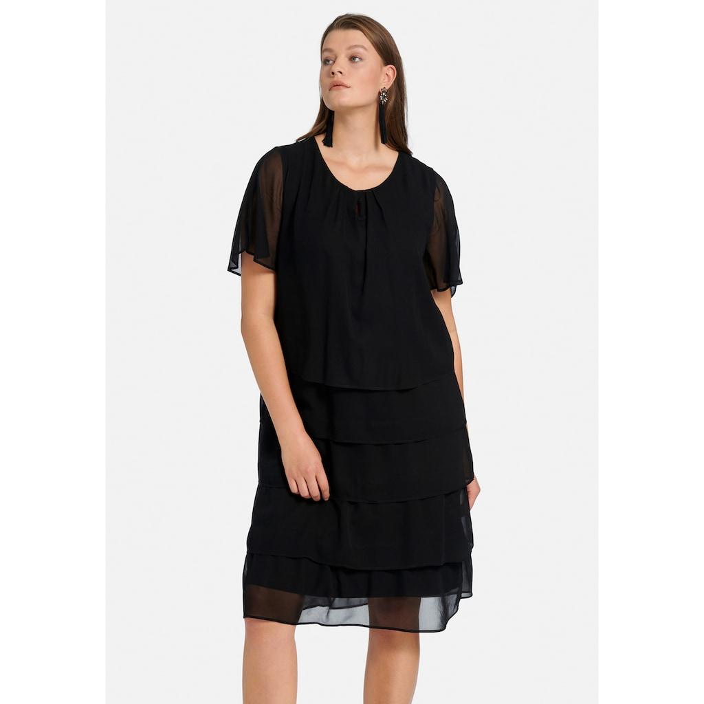 Anna Aura Abendkleid »Kleid«, mit Chiffon