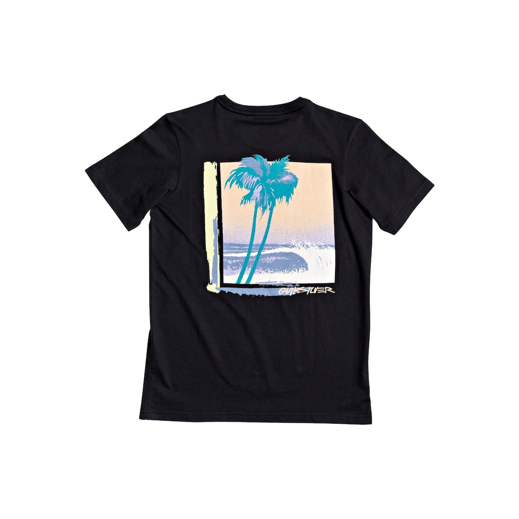 Quiksilver T-Shirt »Lazy Sun«