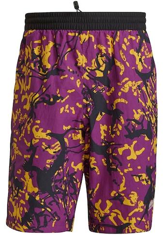 adidas Originals Shorts »ADVENTURE ARCHIVE PRINTED WOVEN SHORTS« kaufen