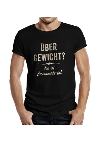 Rahmenlos T-Shirt mit tollem Frontprint kaufen