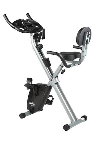 body coach Sitz - Heimtrainer »Bike ´n Tube Fitness Sitz - Heimtrainer klappbar Rückenlehne Trainingsbänder« kaufen